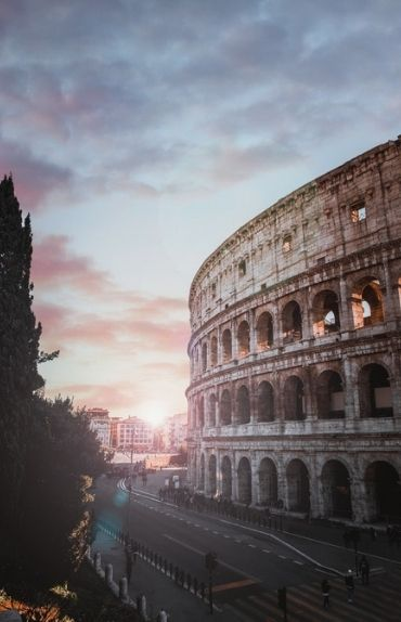 famous place in rome